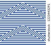 geometric seamless pattern ...   Shutterstock .eps vector #1223443291