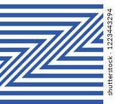 geometric seamless pattern ...   Shutterstock .eps vector #1223443294