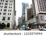 hong kong  china   september 10 ... | Shutterstock . vector #1223574994