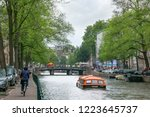 amsterdam  netherlands   june... | Shutterstock . vector #1223645737
