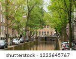 amsterdam  netherlands   june... | Shutterstock . vector #1223645767