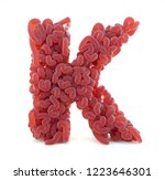 brain alphabet isolated on... | Shutterstock . vector #1223646301