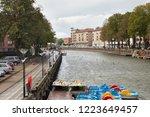 klaipeda  lithuania   september ... | Shutterstock . vector #1223649457