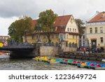 klaipeda  lithuania   september ... | Shutterstock . vector #1223649724