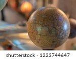 edinburgh  scotland   november... | Shutterstock . vector #1223744647