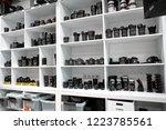 minsk  belarus   jun 2017. rent ... | Shutterstock . vector #1223785561