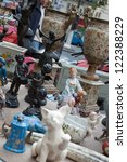 Flea Market Kitsch  Figurines...
