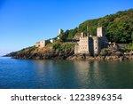 Dartmouth Castle In England...