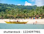 sep 22  2018 batan  philippines ... | Shutterstock . vector #1224097981