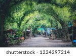 phetchaburi  thailand  ... | Shutterstock . vector #1224297214