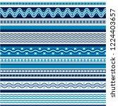 texture knitted. winter... | Shutterstock .eps vector #1224403657