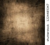 grunge background with space... | Shutterstock . vector #1224485347