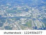 aerial of tampa bay | Shutterstock . vector #1224506377