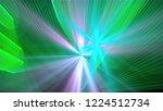 bright different random lights  ... | Shutterstock . vector #1224512734
