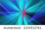 bright different random lights  ... | Shutterstock . vector #1224512761