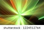 bright different random lights  ... | Shutterstock . vector #1224512764