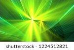 bright different random lights  ... | Shutterstock . vector #1224512821