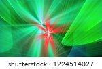bright different random lights  ... | Shutterstock . vector #1224514027