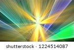 bright different random lights  ... | Shutterstock . vector #1224514087