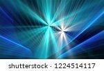 bright different random lights  ... | Shutterstock . vector #1224514117