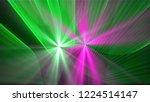 bright different random lights  ... | Shutterstock . vector #1224514147