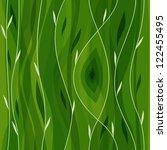 Vector Leaf Seamless Pattern....