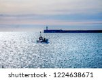 Fishing Boat Entering Newhaven...