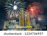bangkok  thailand   november...   Shutterstock . vector #1224736957