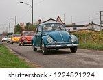 lugo  ra  italy   november 4 ... | Shutterstock . vector #1224821224
