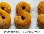 swedish christmas. gluten free...   Shutterstock . vector #1224827914