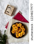 swedish christmas. gluten free...   Shutterstock . vector #1224827977