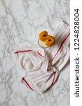 swedish christmas. gluten free...   Shutterstock . vector #1224828004