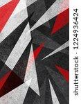 abstract background design in... | Shutterstock . vector #1224936424