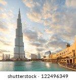Dubai  Uae   October 23  Burj...