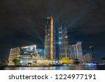 bangkok  thailand   november... | Shutterstock . vector #1224977191