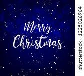 merry christmas. pig. 2019. new ... | Shutterstock .eps vector #1225026964