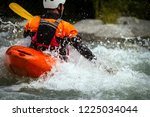 extreme summer sport | Shutterstock . vector #1225034044