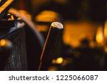 high precision hot forging... | Shutterstock . vector #1225066087