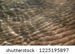 Top View Of Texturized River...