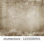 old paper texture grunge... | Shutterstock . vector #1225200541