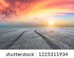 asphalt road pavement and...   Shutterstock . vector #1225311934