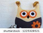 soft handmade toys | Shutterstock . vector #1225328521