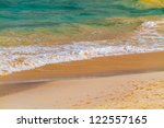 pink sands of bermuda | Shutterstock . vector #122557165