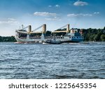 hamburg  hamburg  germany  06... | Shutterstock . vector #1225645354