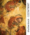 Rock paintings of Altamira