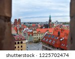wroclaw cityscape photography   Shutterstock . vector #1225702474