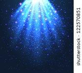 magic light background   vector ... | Shutterstock .eps vector #122570851