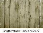old wooden fence background ... | Shutterstock . vector #1225739077