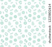 vector seamless pattern with...   Shutterstock .eps vector #1225802614