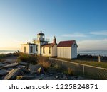 Small photo of West Point Light is an active aid to navigation on Seattle, Washington's West Point, which juts into Puget Sound and marks the northern extent of Elliott Bay.